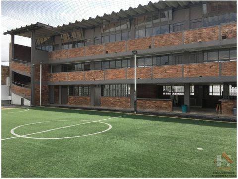edificio educativo sector san benito zona sur bogota