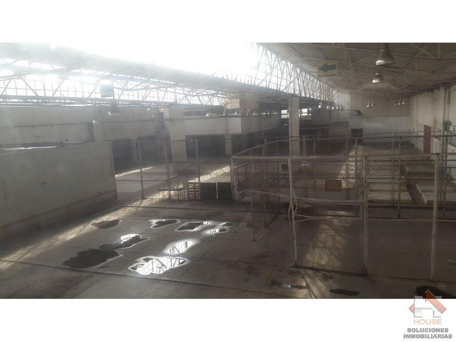 bodega industrial en venta puente aranda