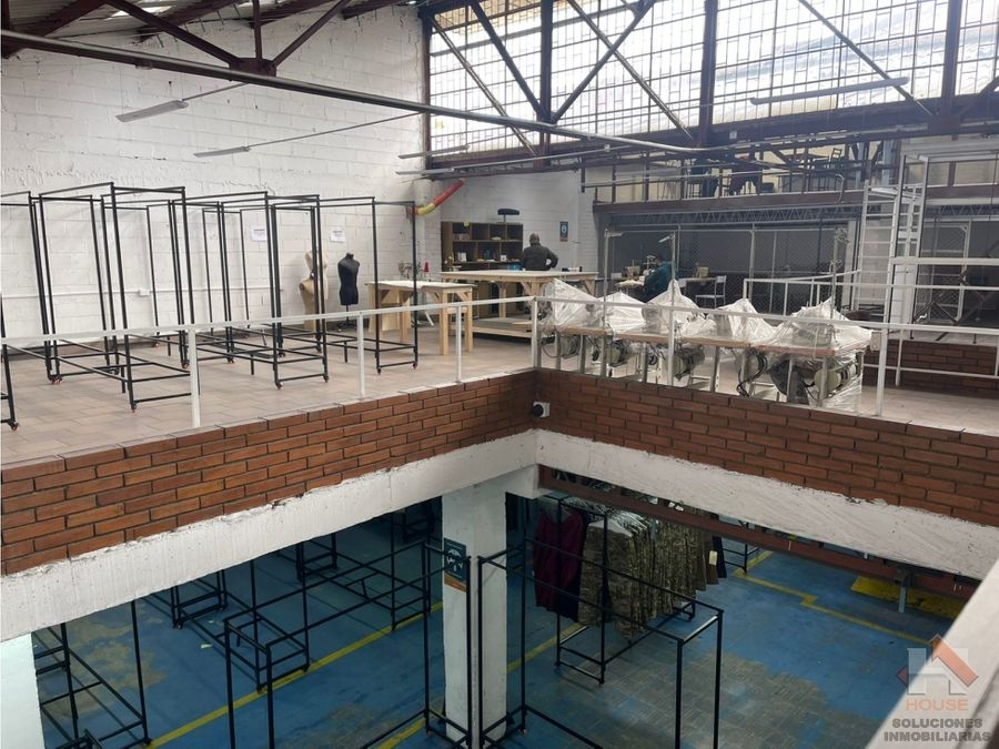 bodega en venta arriendo sector paloquemao zona industrial
