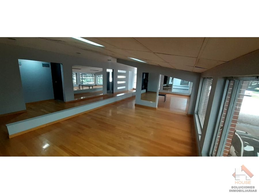 oficina en arriendo 450m2 via guaymaral bogota