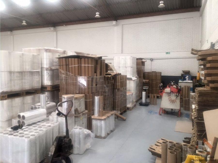 bodega en venta sector puente aranda industrial