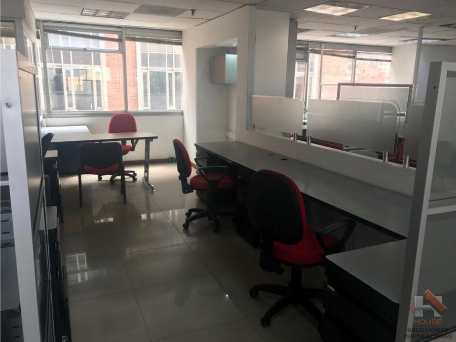 oficina en arriendo venta chapinero norte zona empresarial