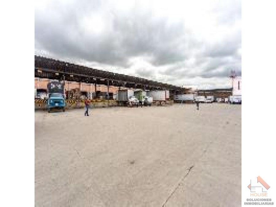 bodega en arriendo de 16594m2 zona mosquera industrial