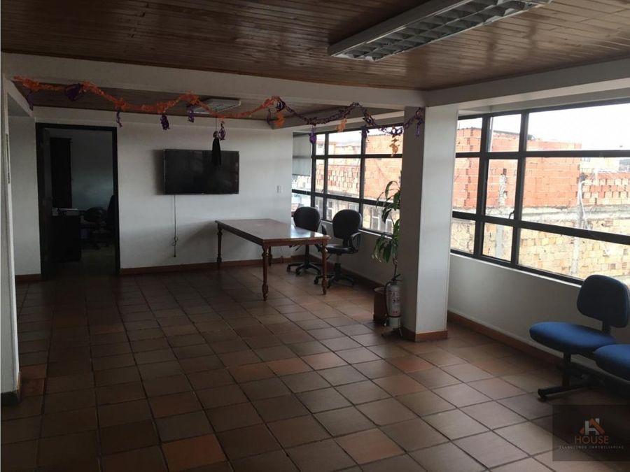 oficinas con patio operativo sector la igualdad