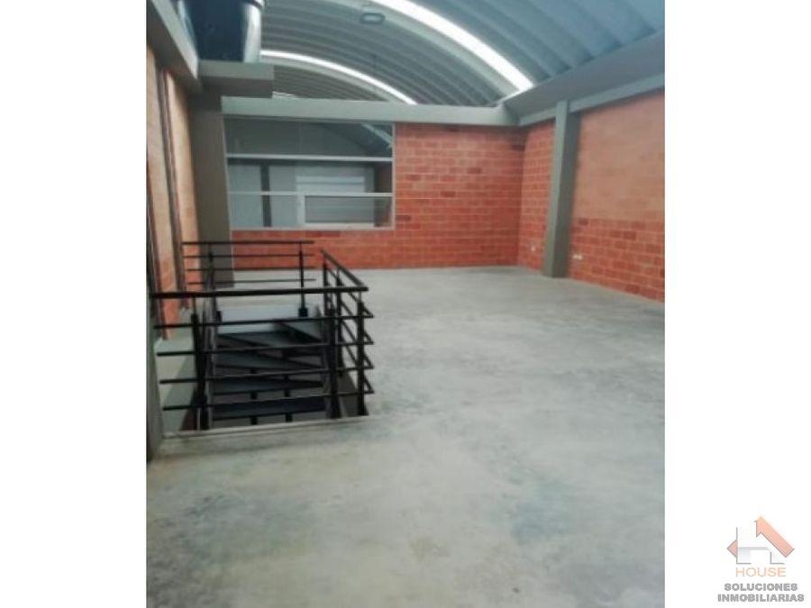 bodega en venta tunja 300m2 parque industrial