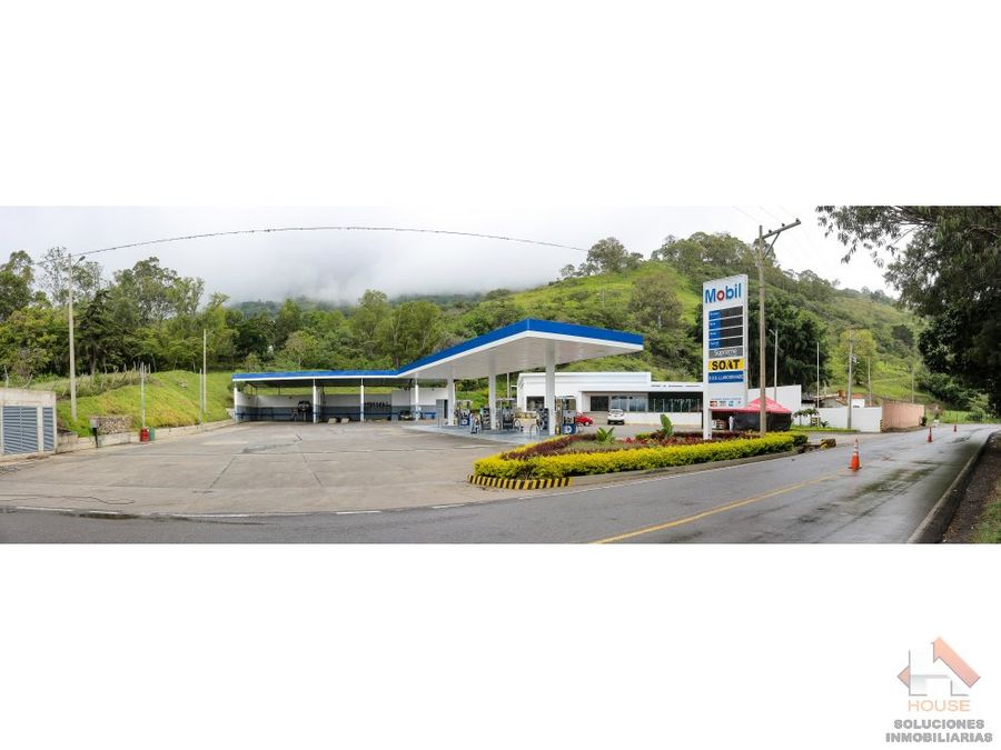 estacion de gasolina en venta ciudad soata boyaca