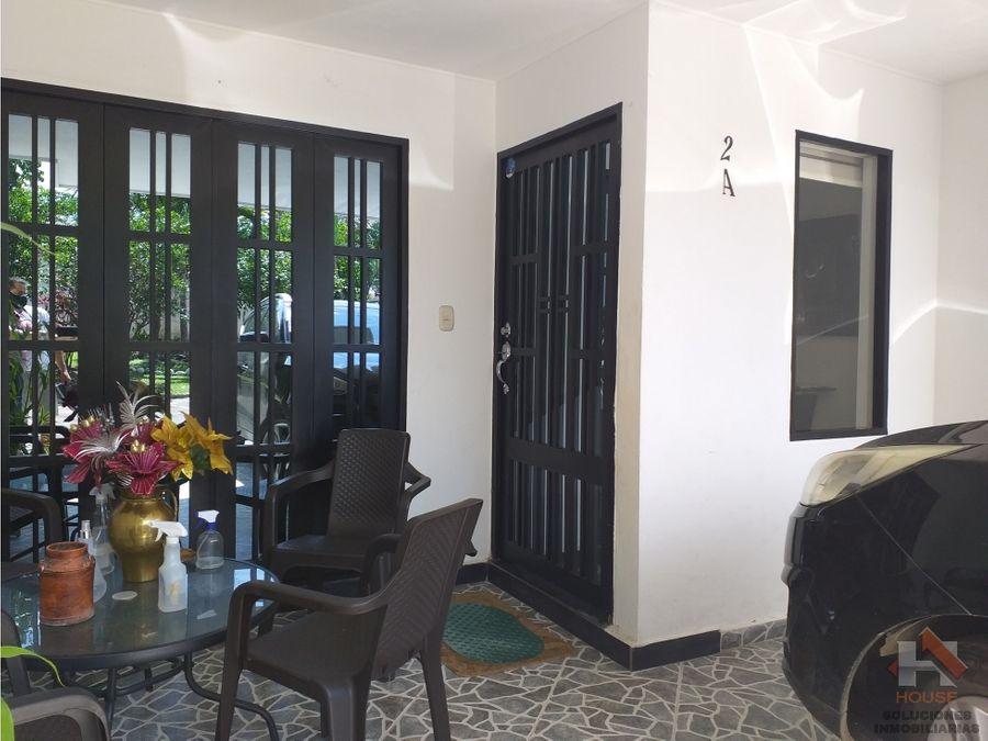casa en venta condominio cerrado villavicencio