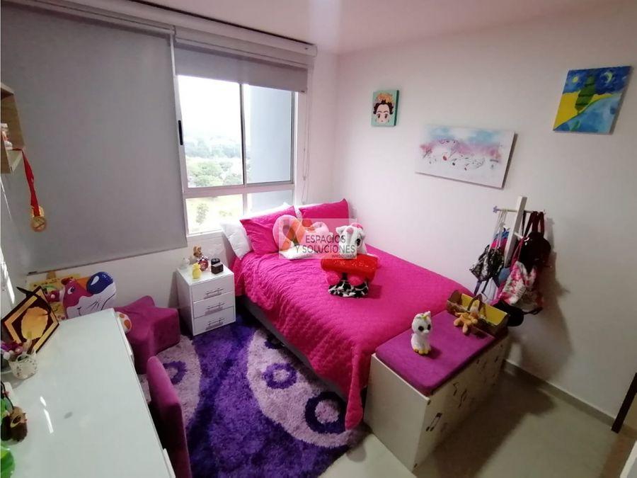 venta de excelente apartamento tamaca floridablanca