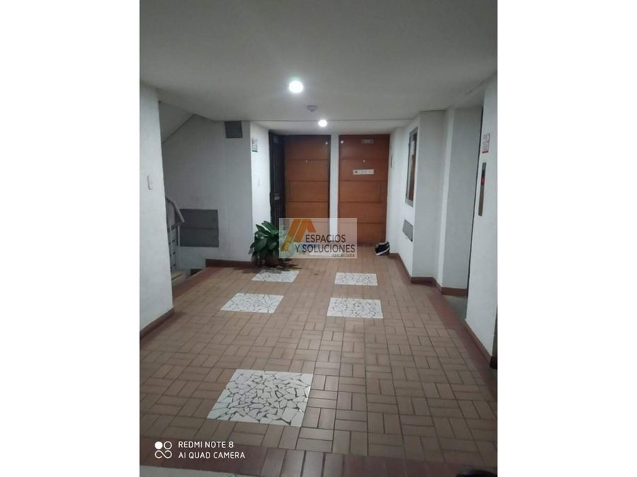 arriendo apartamento edificio espejo del parque