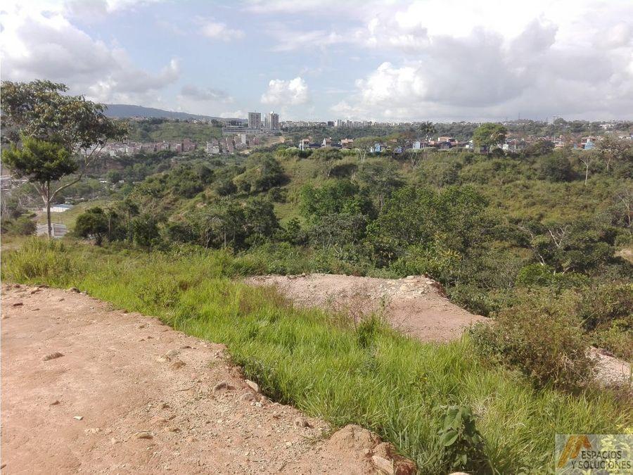 vendo lote urbanistico en bucaramanga 2480 mts2