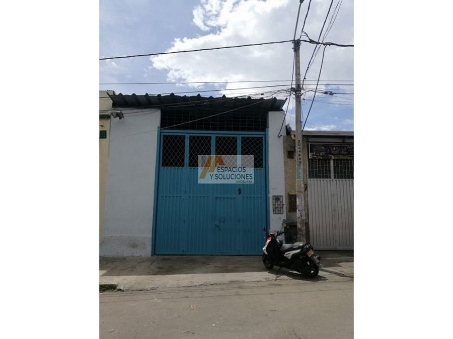 venta de bodega en bucaramanga