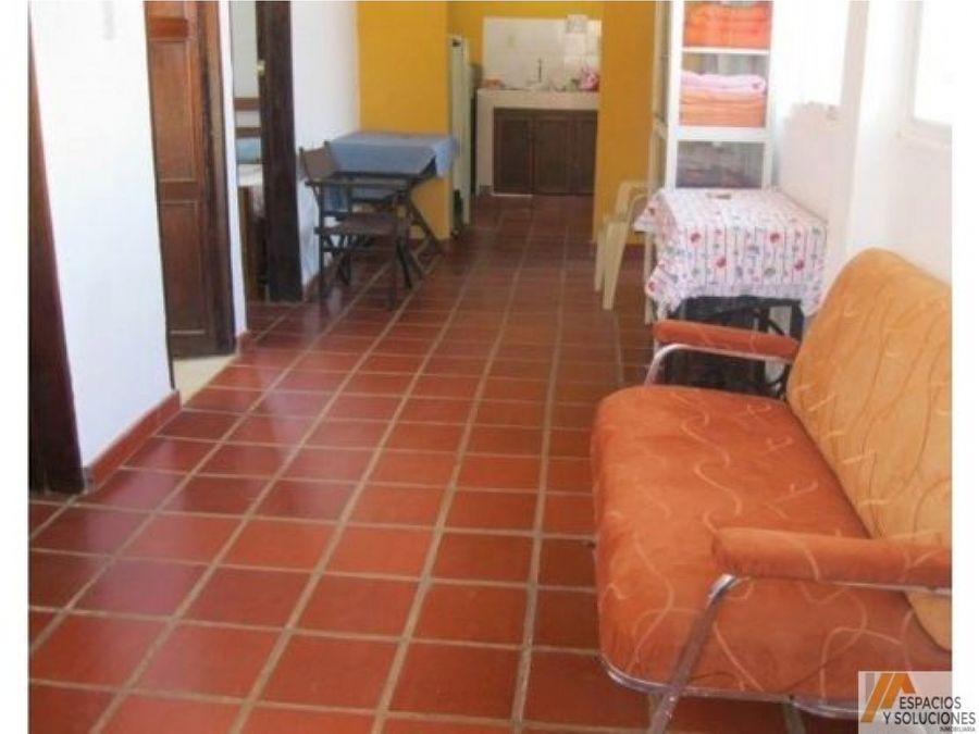 venta apartamento en barichara santander