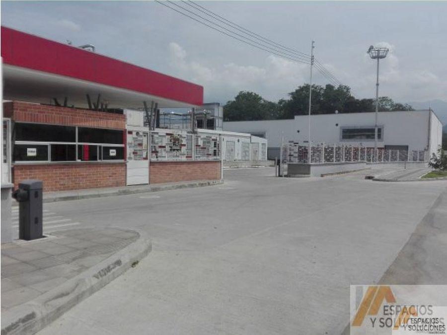 venta lotes para bodega parque industrial