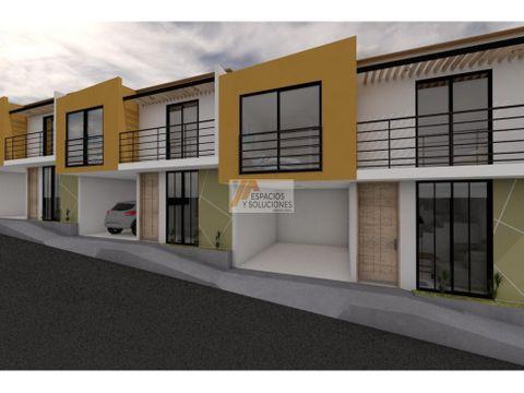 venta proyecto de casas vis giron