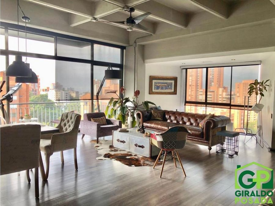 vendo apartamento en el poblado provenza