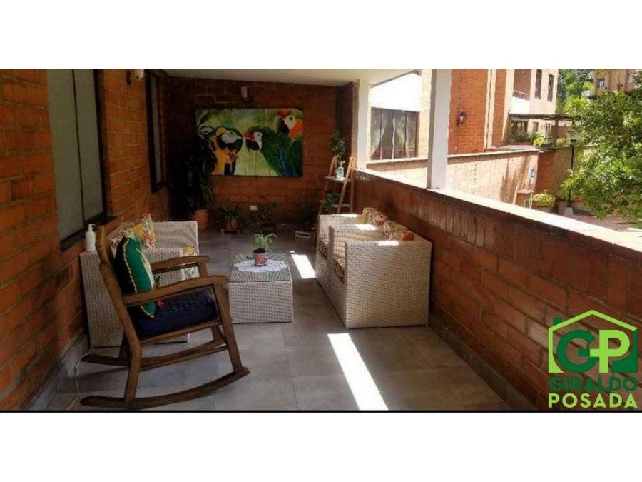 arriendo apartamento en el poblado san julian