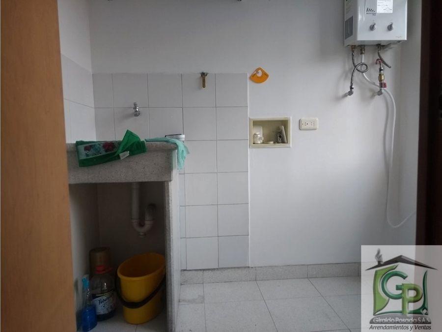 arriendo apartamento en belen los molinos