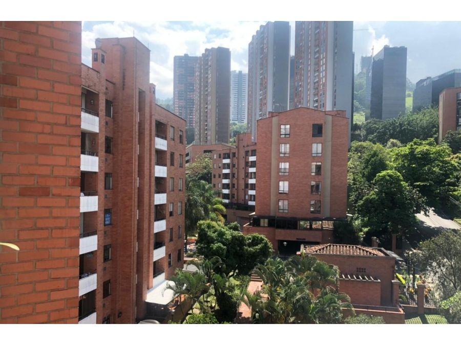 vendo apartamento en el poblado san julian