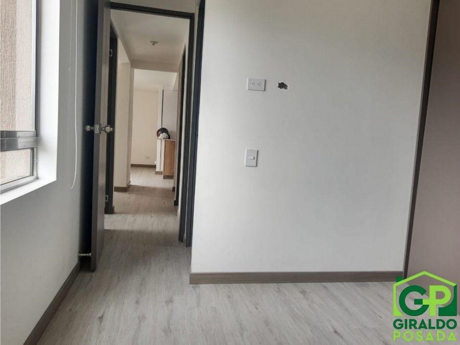 arriendo apartamento para estrenar en itagui el guayabo