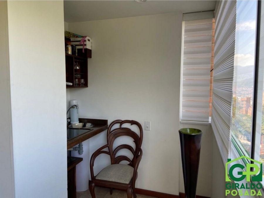 vendo apartamento duplex en el poblado san lucas