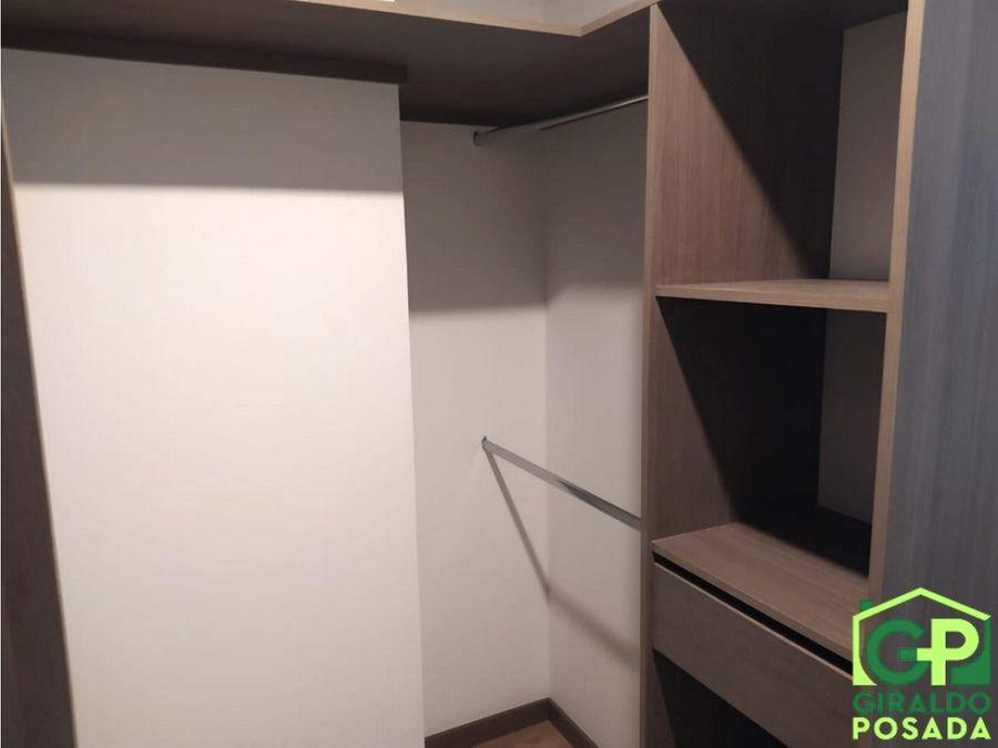 arriendo apartamento en envigado loma del escobero