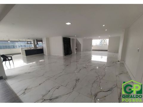 tour virtual 3d espectacular penthouse poblado