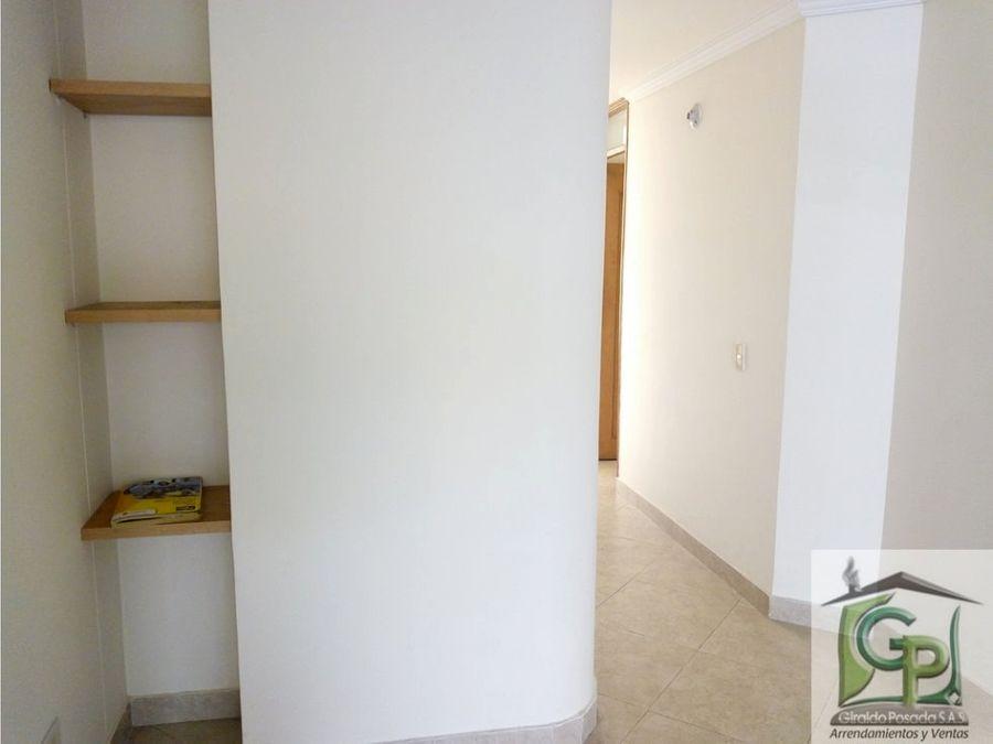 arriendo apartamento en medellin calasanz