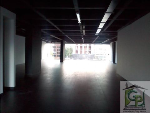 arriendo local de 245 mt2 poblado astorga