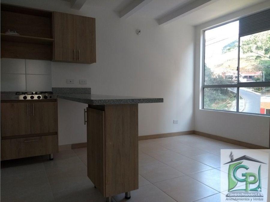 arriendo apartamento en el sector buenos aires