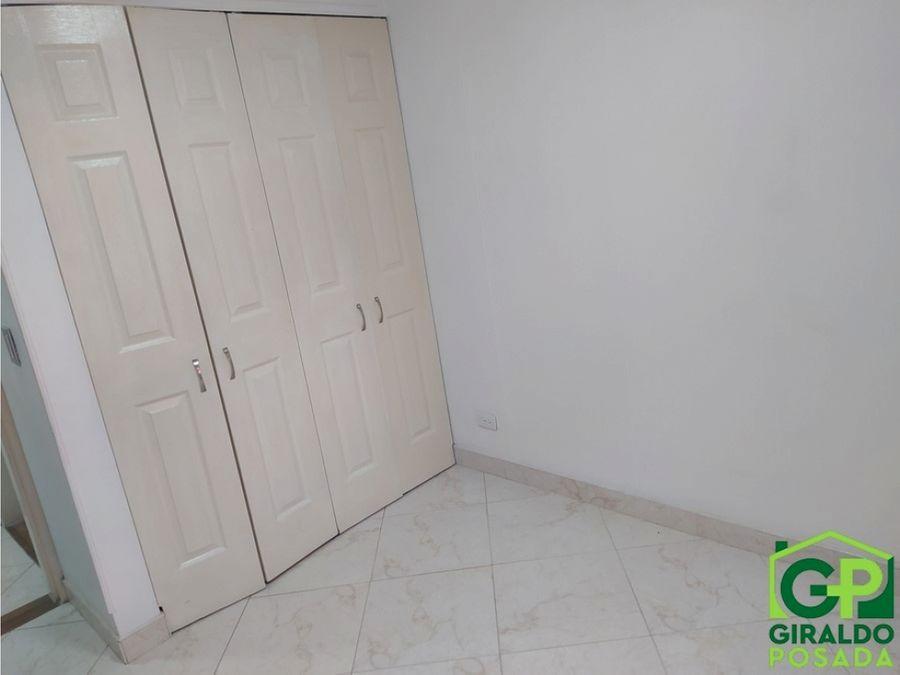 arriendo apartamento en el barrio carlos e restrepo