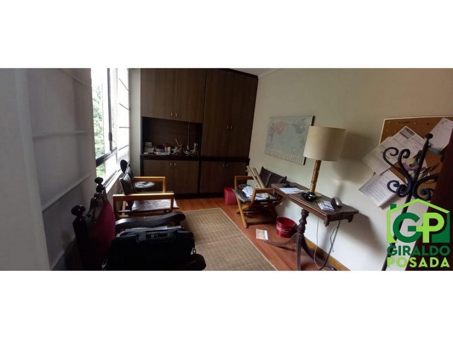 vendo apartamento en poblado los balsos