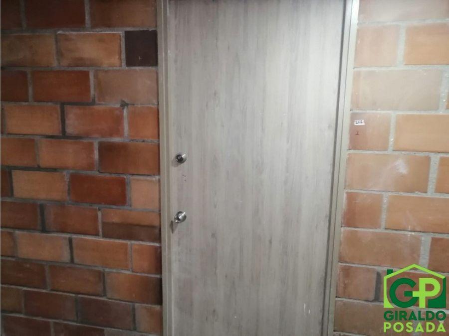 vendo apartamento en robledo pilarica