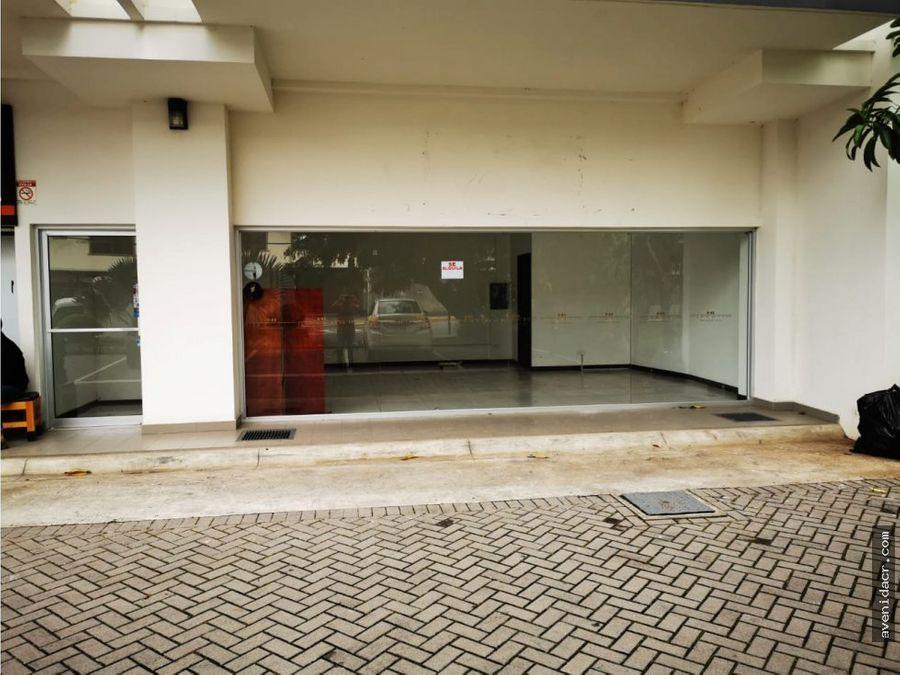alquilo local comercial cerca a ucr 24 120 0072