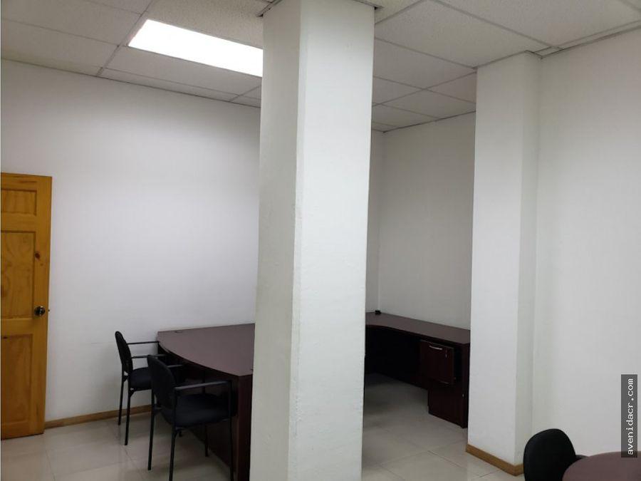alquilo oficina en san pedro 25 044 0042