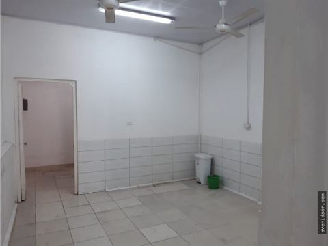 alquilo local en avenida primera 24 086 0063