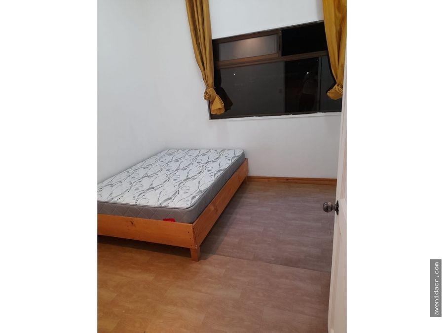 alquilo hermoso apartamento amoblado 22 093 0325