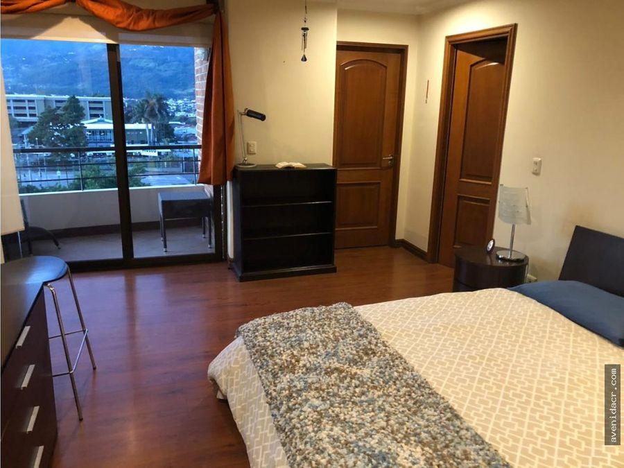 alquilo precioso apartamento amoblado 22 069 0269