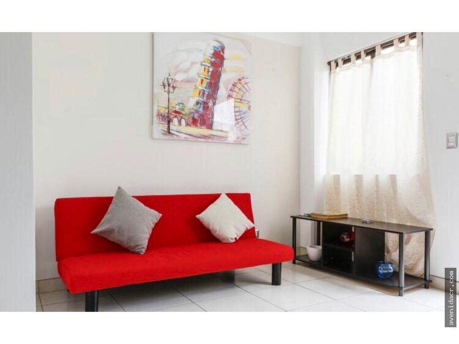 alquilo precioso apartamento 22 112 0306
