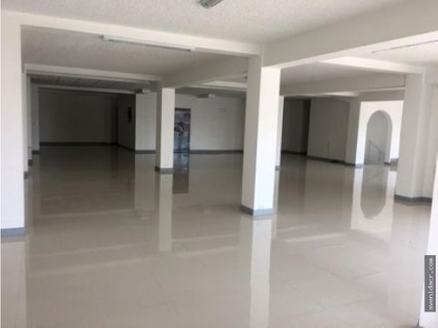 alquilo espectacular local comercial en san pedro 24 180 0081
