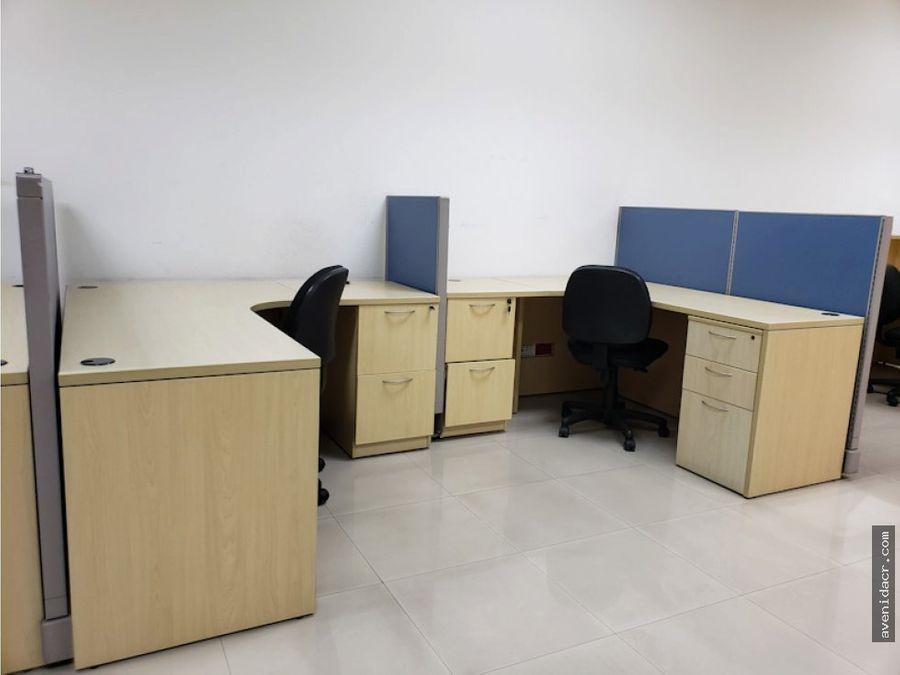 alquilo oficinas en san pedro 25 044 0043