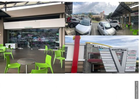 vendo bello local comercial en escazu 34 039 0058