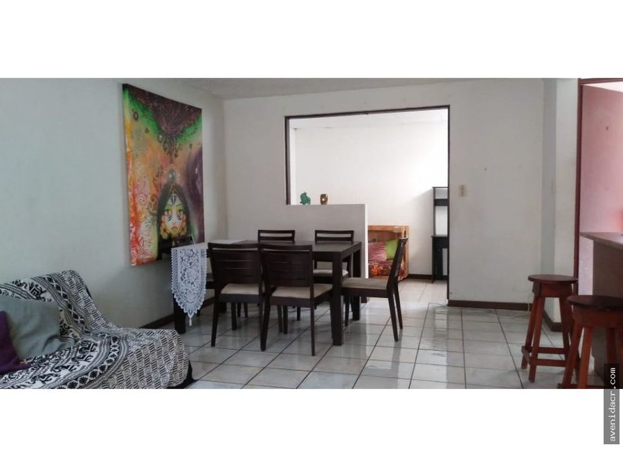 alquilo apartamento en sabanilla 21 064 0331