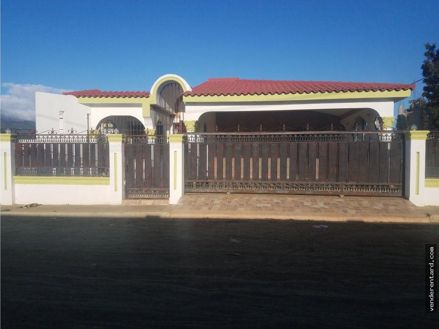 casa en venta en esperanza valverde