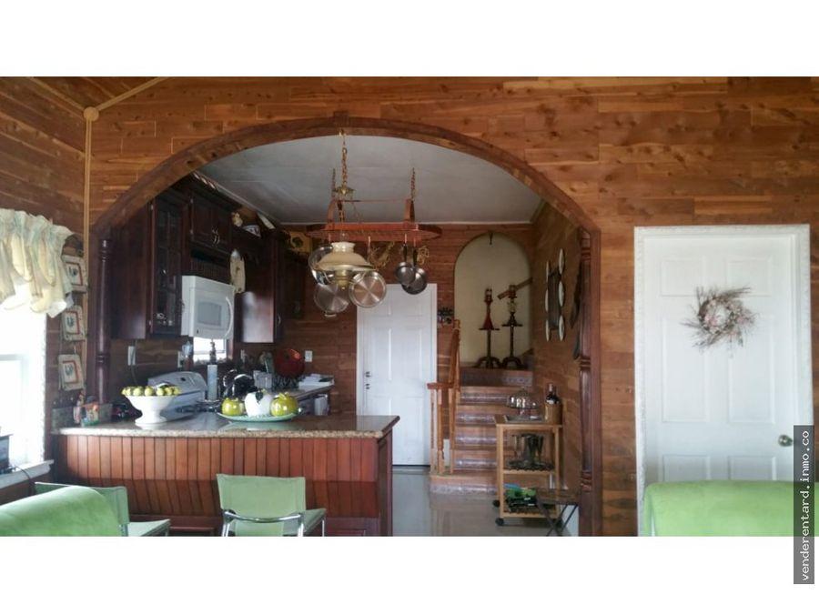 casa en venta los pinos cacique moncion