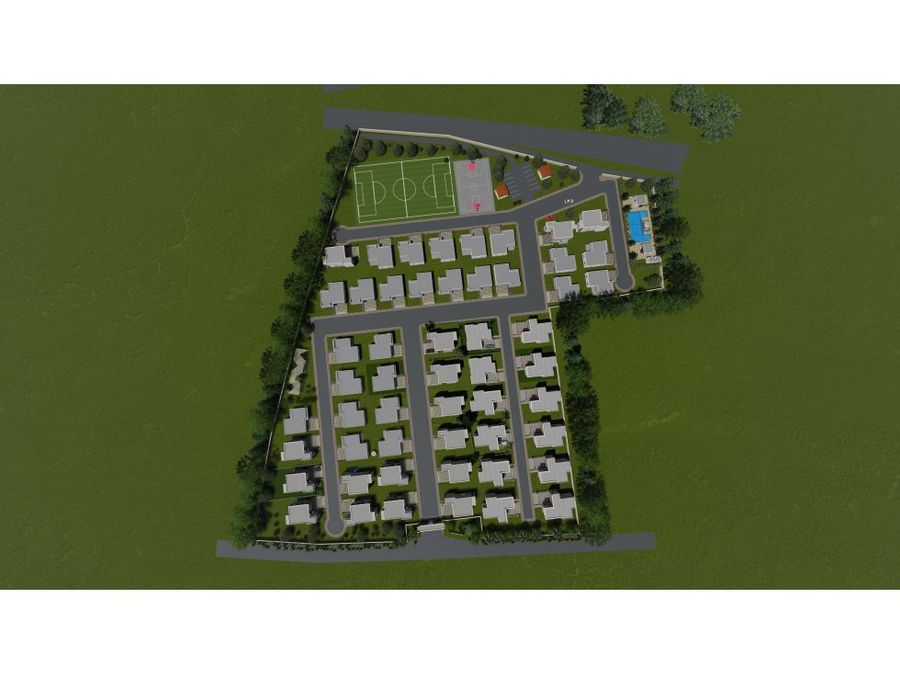villas tipo b los pinos village