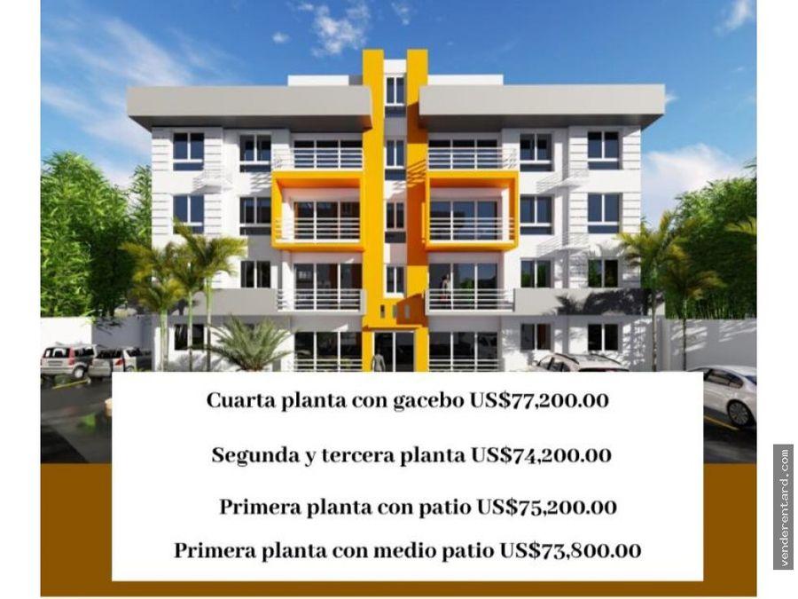 apartamentos de lujos