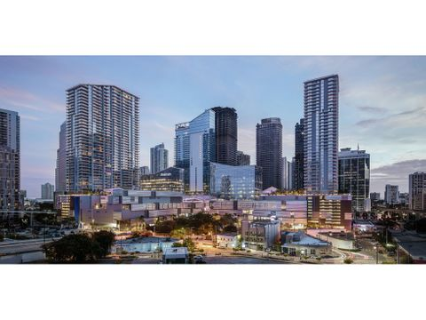 brickell city centre en miami