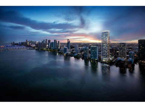 3 habitaciones 45 banos missoni baia at east edgewater en miami