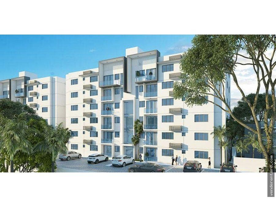 torre de apartamentos en santiago