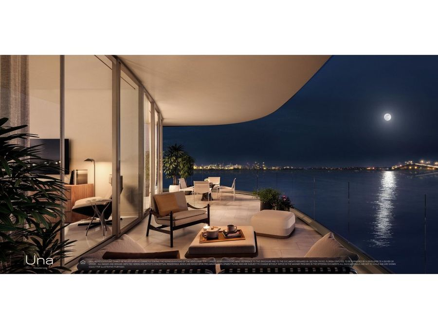 una residences en miami